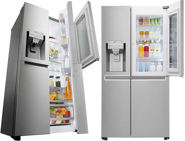 frigorificos americanos lg baratos