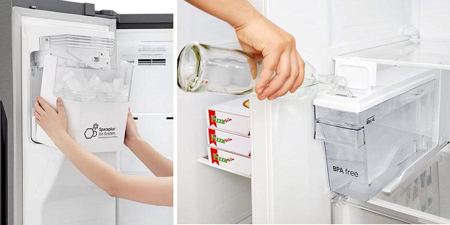 frigorificos americanos lg precios