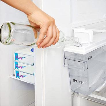 frigorificos americanos sin toma de agua