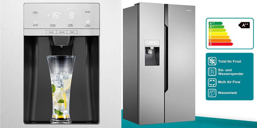 frigorificos americanos hisense ofertas